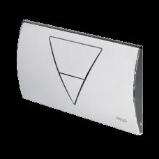 8310.1 Кнопка смыва Vizign нажимная V-Line (хром)