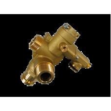 3-ходовой клапан (в сборе)102(607250) ЕСО/LUNA